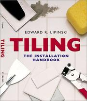 Cover of: Tiling