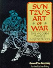 Cover of: Sun Tzu's Art of War