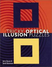 Cover of: Tricky Optical Illusion Puzzles