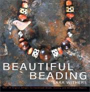 Cover of: Beautiful Beading