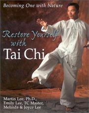 Cover of: Restore Yourself With Tai Chi