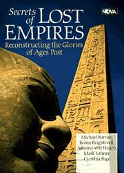Cover of: Secrets of Lost Empires