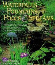 Cover of: Waterfalls, Fountains, Pools & Streams
