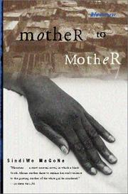 Cover of: Mother to Mother (Bluestreak)