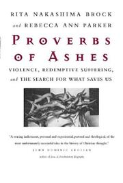 Cover of: Proverbs of Ashes
