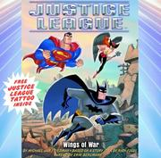 Cover of: Justice League #3: Wings of War (Justice League, 3)