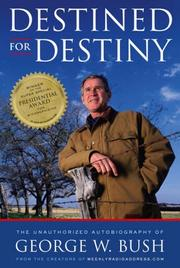 Cover of: Destined for Destiny