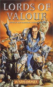 Cover of: Lords of Valour (Warhammer Novels)