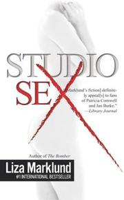 Cover of: Studio Sex (Annika Bengtzon Thriller)