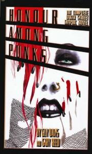 Cover of: Honour Among Punks: The Complete Baker Street Graphic Novel