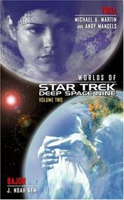 Cover of: Trill and Bajor (Worlds of Star Trek: Deep Space Nine, Vol. 2)