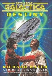 Cover of: Destiny (Battlestar Galactica)