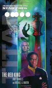 Cover of: Titan, Book Two: The Red King (Star Trek, the Next Generation)