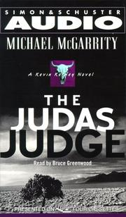 Cover of: The Judas Judge (Kevin Kerney Novels (Audio))
