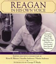 Cover of: Reagan In His Own Voice