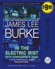 Cover of: In The Electric Mist with the Confederate Dead