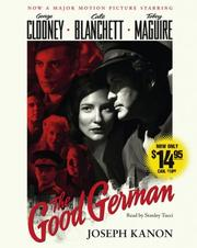 Cover of: The Good German Movie Tie-In