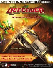 Cover of: Defender Official Strategy Guide