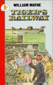 Cover of: Tiger's Railway