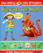 Cover of: What's in the Shop? (Red Nose Collection)