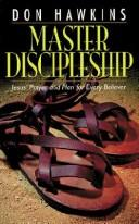 Cover of: Master discipleship