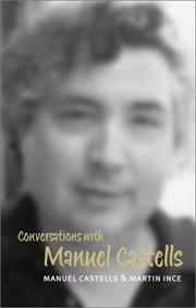 Cover of: CONVERSATIONS WITH MANUEL CASTELLS