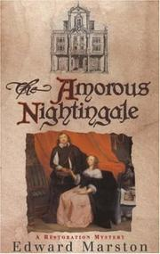 Cover of: The Amorous Nightingale (Restoration Mysteries #2)