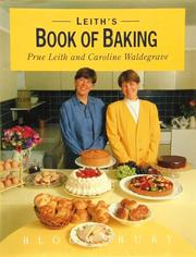 Cover of: Leith's Baking