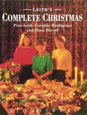 Cover of: Leith's Complete Christmas