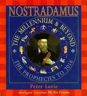 Cover of: Nostradamus