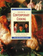 Cover of: Leith's Contemporary Cooking