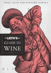 Cover of: Leith's Guide to Wine