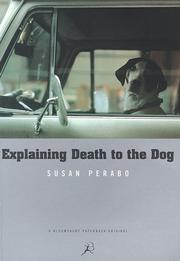 Cover of: Explaining Death to the Dog (Bloomsbury Paperbacks)