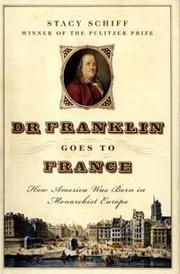 Cover of: Dr Franklin Goes to France