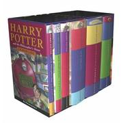 Cover of: Harry Potter UK/Bloomsbury Publishing Vol 1-6 Children's Edition Boxed Set (Harry Potter, 1-6)