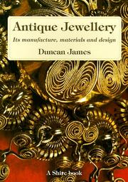 Cover of: Antique Jewellery