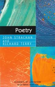 Cover of: Poetry (Elements of Literature)