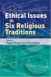 Cover of: Ethical Issues in Six Religious Traditions