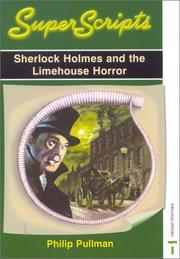 Cover of: Sherlock Holmes and the Limehouse Horror (Superscripts)