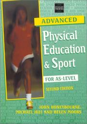 Cover of: Advanced Physical Education & Sport for As-Level