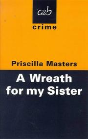 Cover of: A Wreath for My Sister (A&B Crime)