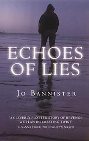 Cover of: Echoes of Lies (A&B Crime)