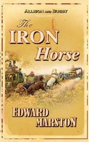 Cover of: The Iron Horse (Inspector Robert Colbeck) (Inspector Robert Colbeck)