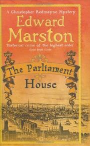 Cover of: The Parliament House