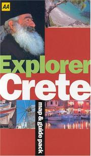 Cover of: Explorer Crete (AA World Travel Guides)