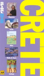 Cover of: Crete (AA Spiral Guide)