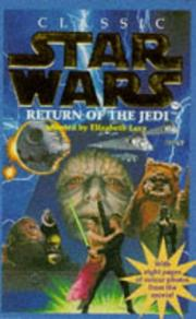 Cover of: Classic Star Wars: the Return of the Jedi (Classic Star Wars)