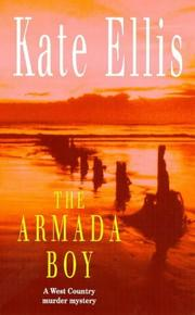 Cover of: The Armada Boy (Wesley Peterson Crime Novel)