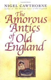 Cover of: Amorous Antics of Old England