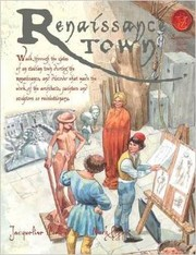 Cover of: Renaissance Town (Inside Story)